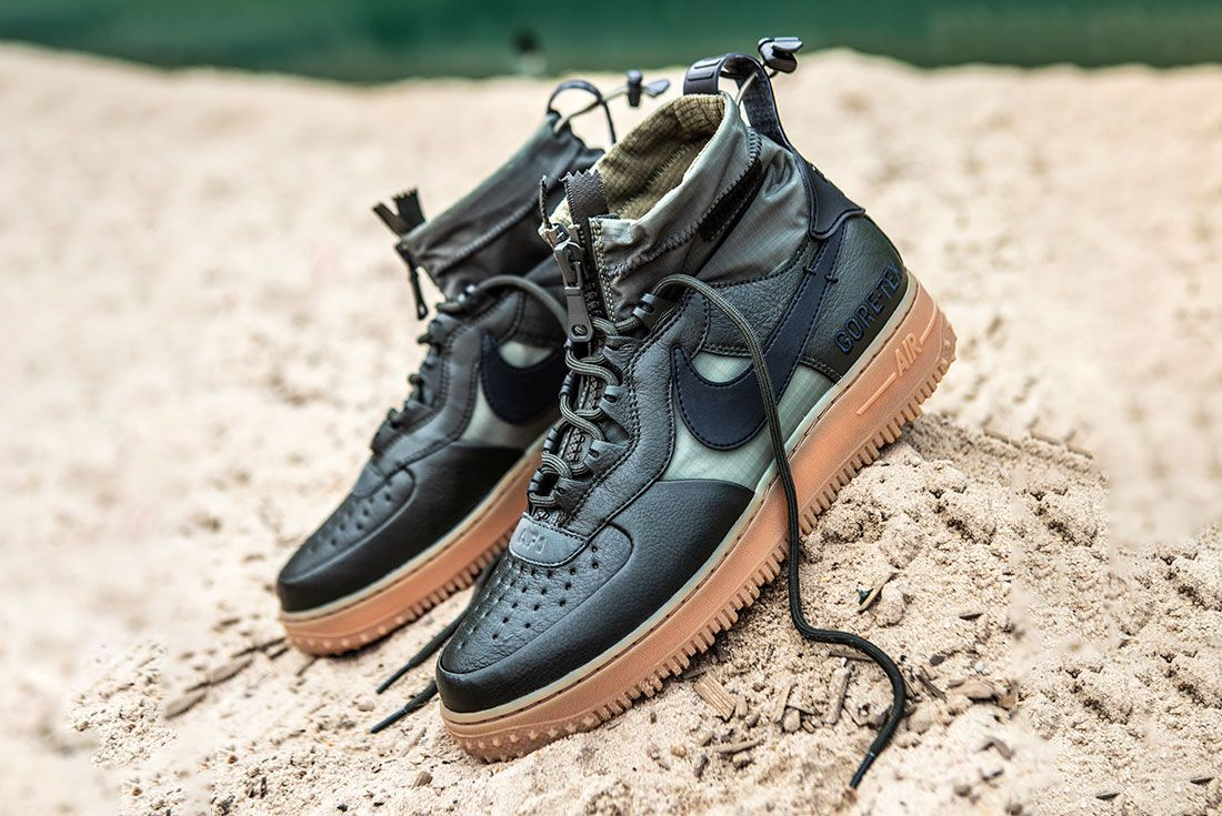 Nike Air Force 1 High Gore Tex Sneaker Freaker