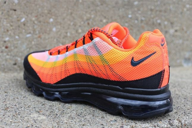 Nike Airmax 95 Dyfw Sunset Heel Quarter 1