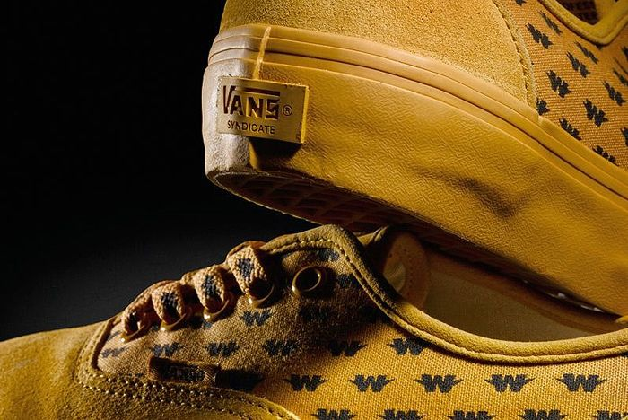 Wtaps Van Syndicate Authentic S 5