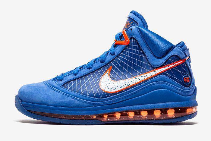 Nike Lebron 7 Hardwood Classic Alternate Left