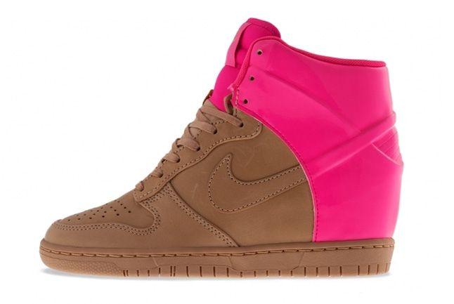 Nike Dunk Sky Hi Vt Vachetta Pink Flash 4