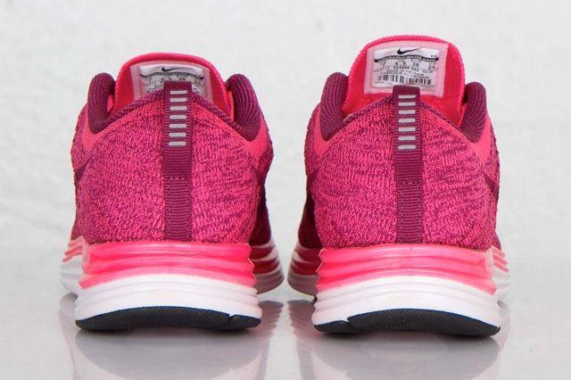 Nike Flyknit Lunar1 Pink Flash 5