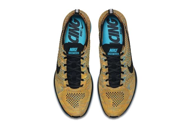 Nike Flyknit Racer Sherbet 4