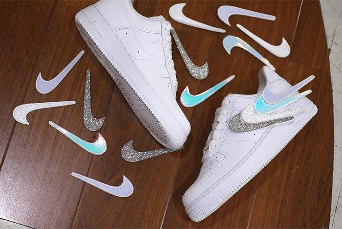 Nike Air Force 1 Swoosh 9