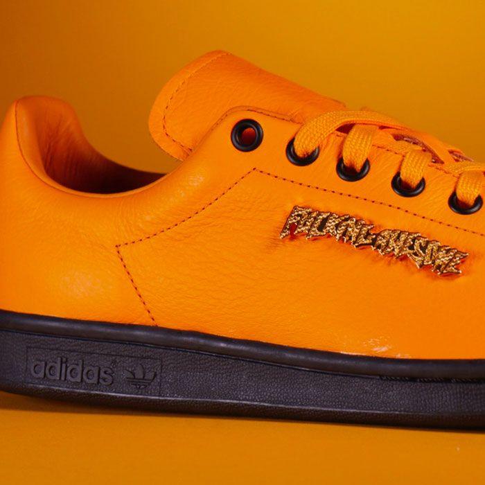 Fucking Awesome X Adidas Skateboarding Leak Sneaker Freaker2 Orange
