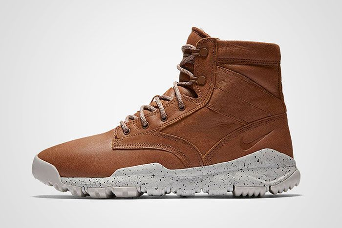 Nike Sfb Bomber 6 Inch Cognac Leather Thumb
