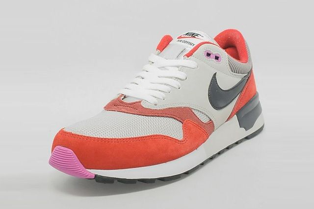 Nike Air Odyssey University Red 2