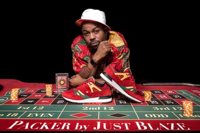 Packer Just Blaze Saucony Grid Sd Casino 13