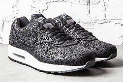 Nike Air Max 1 Premium Geometric Black Thumb