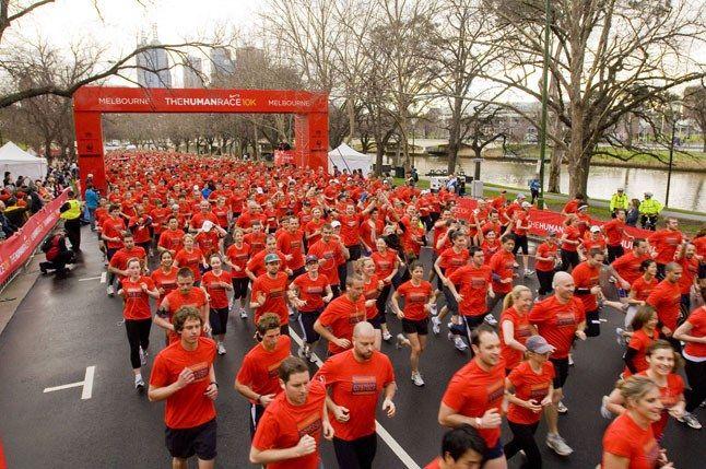 Nike Human Race Worldwide 1