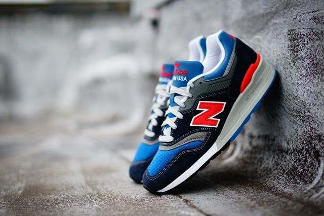 New Balance 997 Flint Grey 2