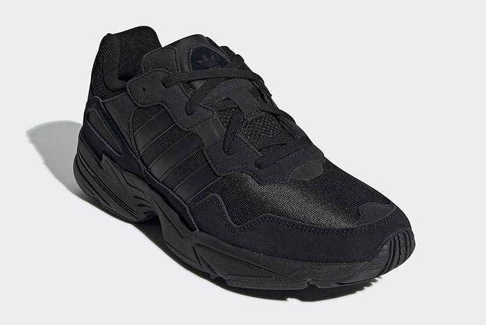 Adidas Yung 96 Triple Black 2