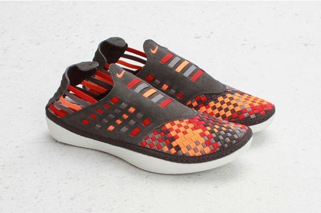 Nike Solarsoft Rache Woven Premium Fog Hero 1