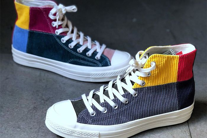 Offspring Converse Chuck 70 Patchwork Pack Release Date Hero Lateral