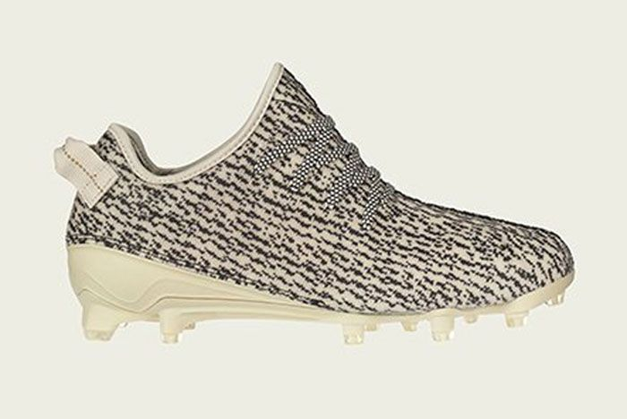 Adidas Yeezy Cleats 1