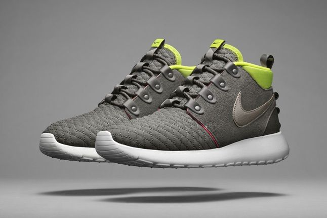 Nike Snearboots 2013 Roshe Run City 4