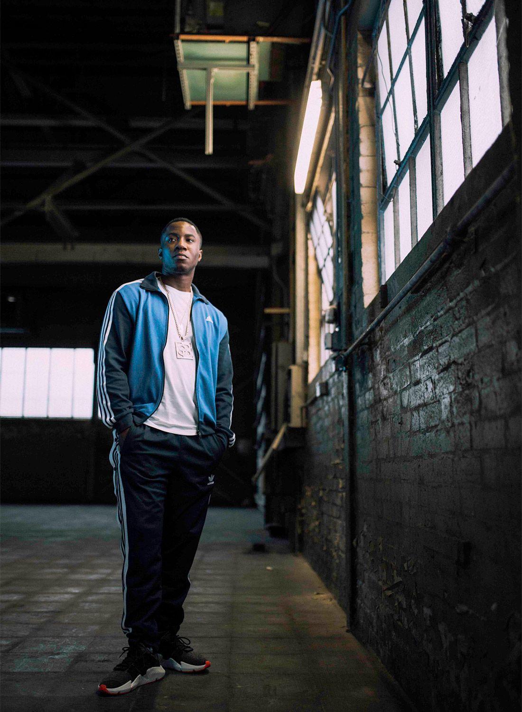 Adidas Prophere London England Fredo Suspect Harlem Spartans Sneaker Freaker 13