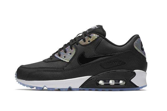 Nike Air Max 90 Wmns Iridescent2
