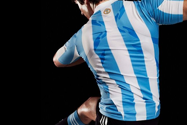 Adidas Argentina World Cup Kit 1 1