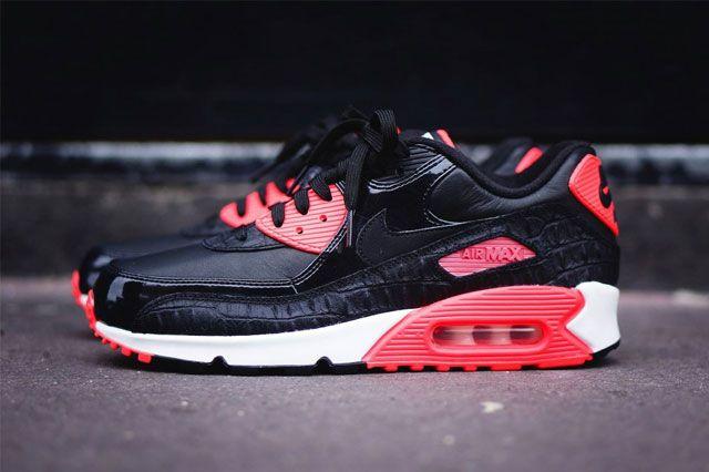 Nike Air Max 90 Croc Infrared 2