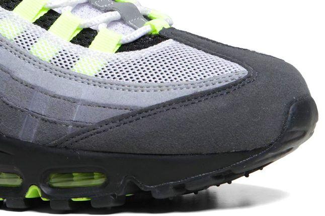 Nike Air Max 95 2013 Retro Toe 1