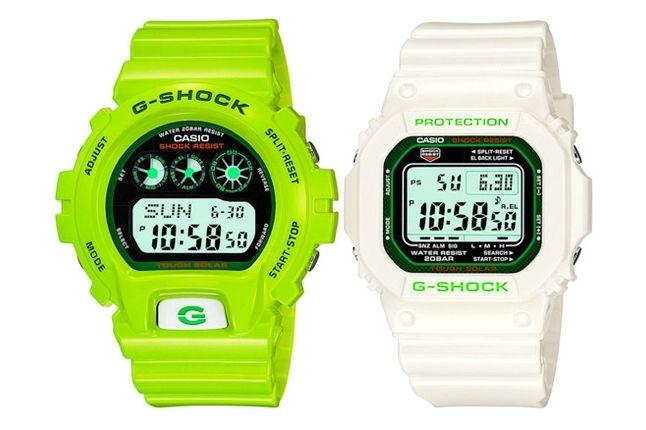 G Shock Go Green 1