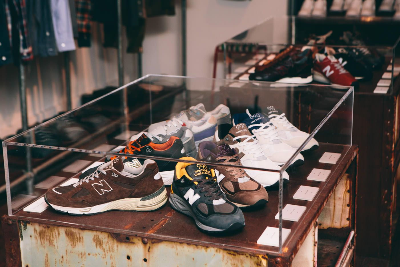 New Balance Museum Event Recap 104
