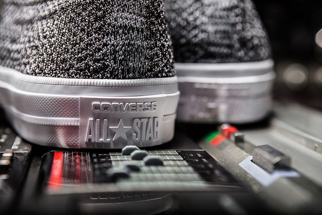 Converse Flyknit Hi 157510 Black 6