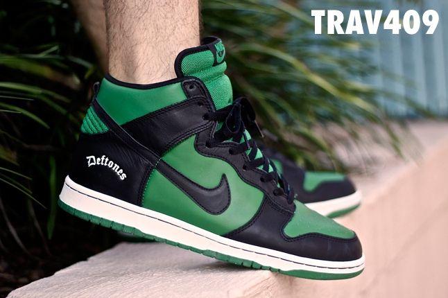 Trav409 Dunk Deftones 1