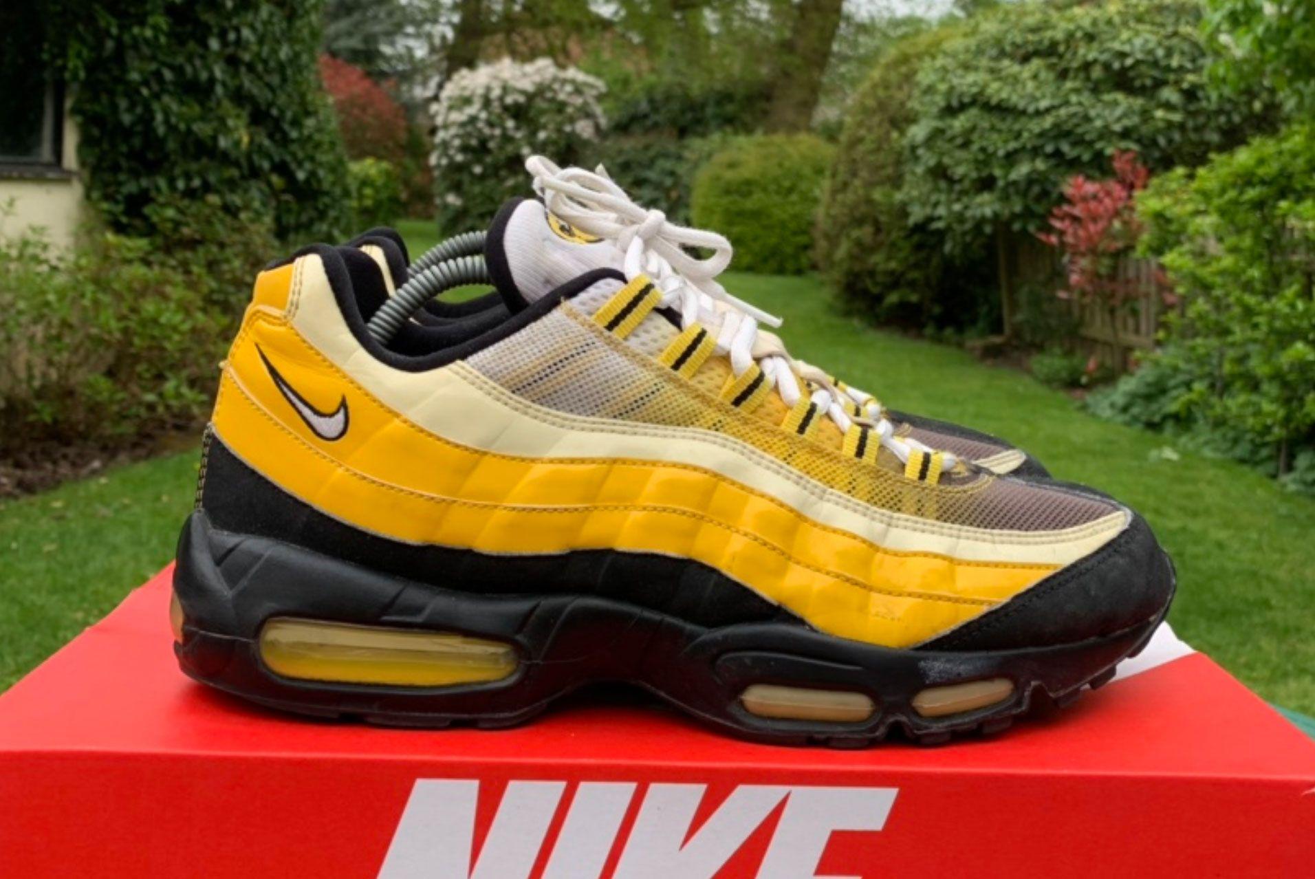 Nike Air Max 95 'Bumblebee' (2006)