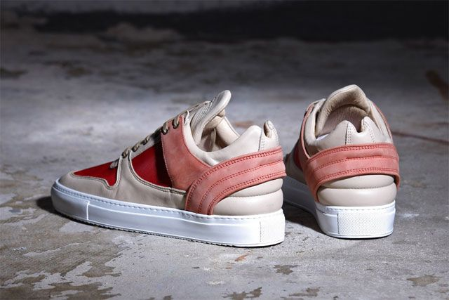 Filling Pieces Low Top Transformed Peach 2