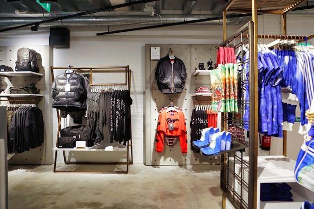 Adidas Originals London Store Opening 13