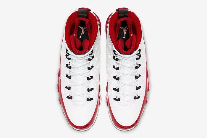 Air Jordan 9 Gym Red 302370 160 Top
