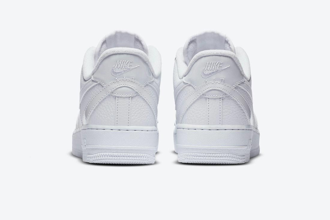 Nike Air Force 1 'Multiple Swooshes'