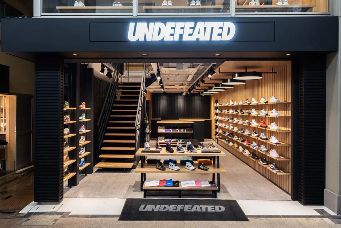 Undefeated Japan Store