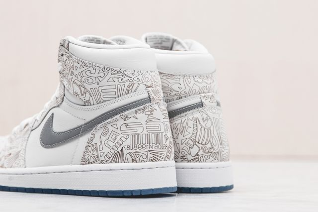 Air Jordan 1 Laser Bumperoo 3