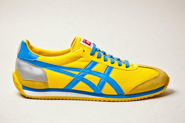 Onitsuka Tiger California 78 Yellow Blue 1 1