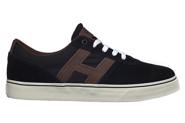 Huf Fall 2012 Footwear Choice Black Brown 1