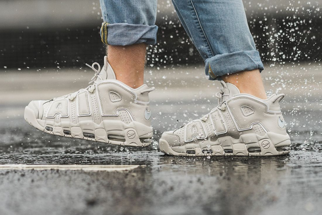Nike Air More Uptempo Nude 1