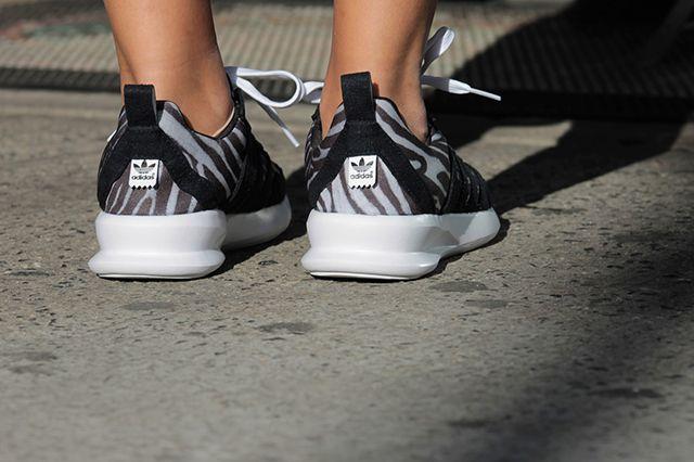 Adidas Originals Sl Loop Runner Zebra 2