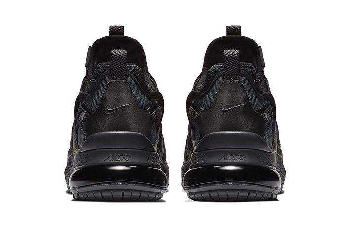 Nike Air Max 270 Bowfin Triple Black 4