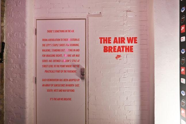 Nike Air Max Anniversary London The Air We Breathe 1