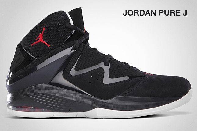 Jordan Pure J Black 1