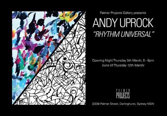 Andy Uprock Rhythm Universal 1