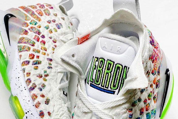 Nike Lebron 17 Command Force Hero