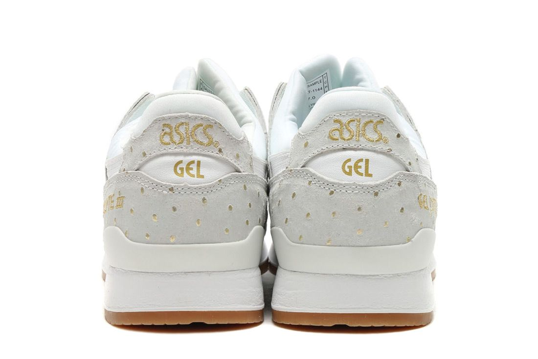 Asics Ostrich Leather Gold Pack 2