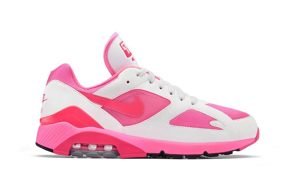 2 Comme Des Garcons Nike Air Max 180