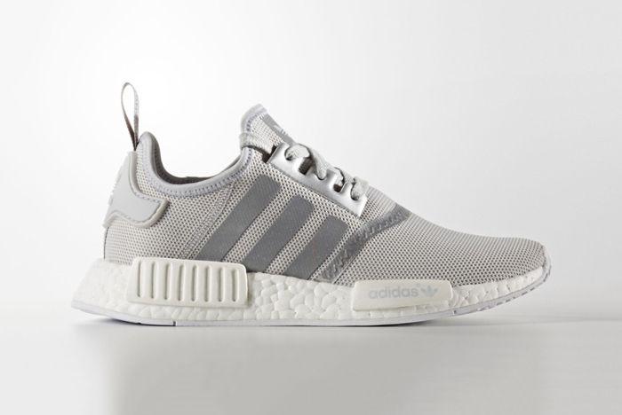 New Adidas Nmd R1 Colourways Grey