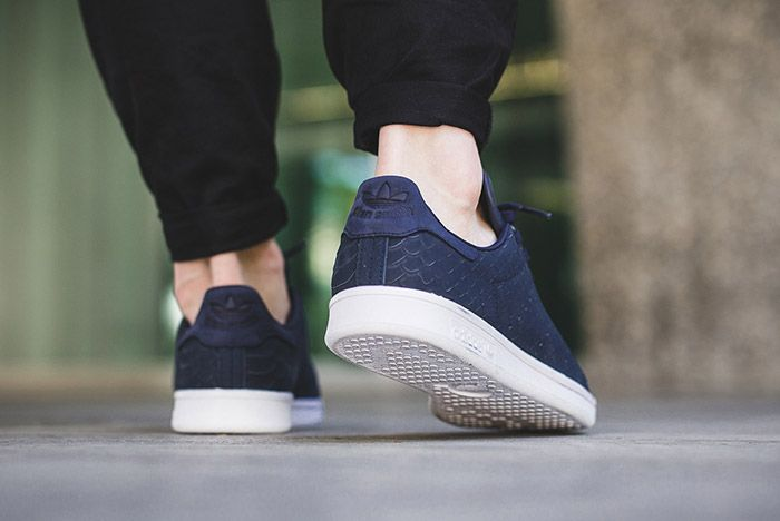 Stan Smith Decon Reptile Navy 3