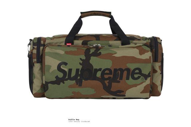 Supreme Ss15 Baggage Collection 8